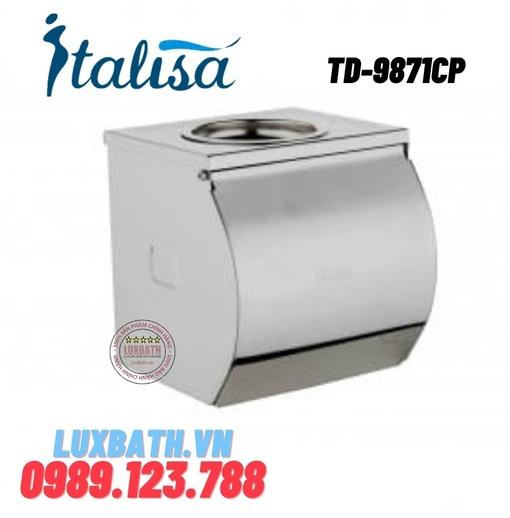 Hộp đựng giấy vệ sinh ITALISA Td-9871CP