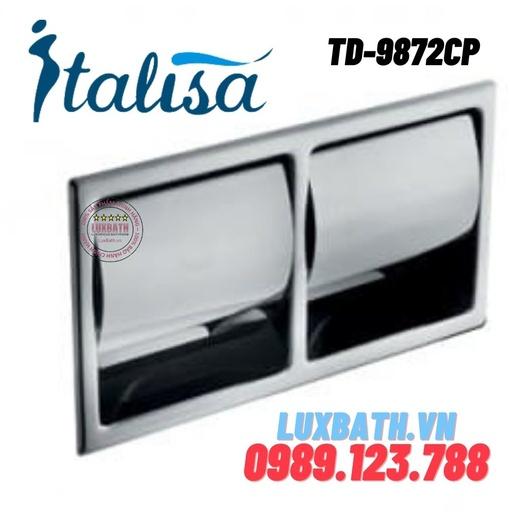 Hộp đựng giấy vệ sinh ITALISA Td-9872CP