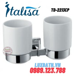 Kệ để cốc đánh răng ITALISA TD-2213CP
