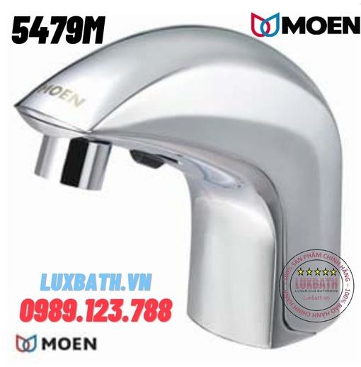 Vòi chậu lavabo cảm ứng Moen 5479M (Sensor)