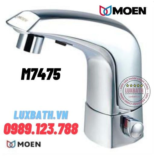 Vòi chậu lavabo cảm ứng Moen M5475 (Sensor)