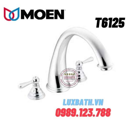 Vòi chậu lavabo nóng lạnh Moen T6125