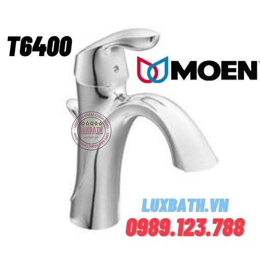 Vòi chậu lavabo nóng lạnh Moen T6400