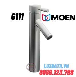 Vòi chậu lavabo nóng lạnh Moen 6111