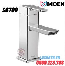 Vòi chậu lavabo nóng lạnh Moen S6700