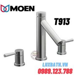 Vòi chậu lavabo nóng lạnh Moen T913