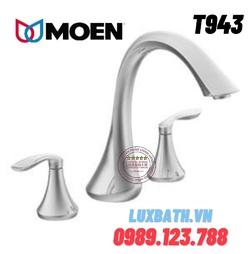 Vòi chậu lavabo nóng lạnh Moen T943