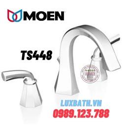 Vòi chậu lavabo nóng lạnh Moen TS448