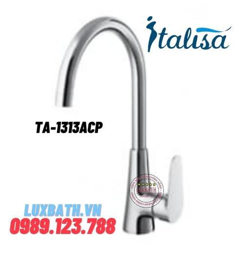 Vòi chậu rửa bát ITALISA Ta-1313ACP