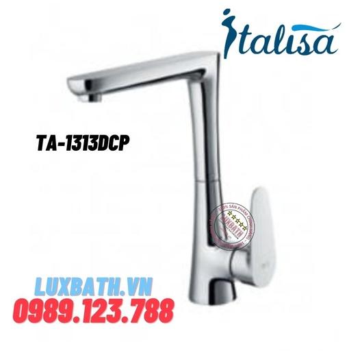 Vòi chậu rửa bát ITALISA Ta-1313DCP