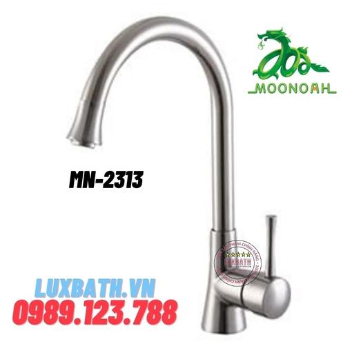 Vòi rửa bát inox SUS 304 Moonoah MN-2313