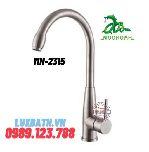 Vòi rửa bát inox SUS 304 Moonoah MN-2315