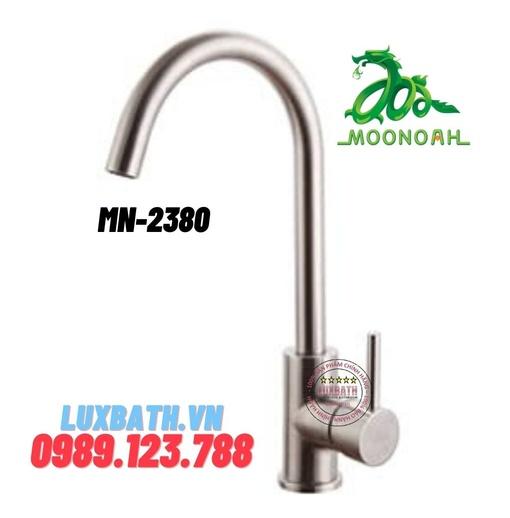 Vòi rửa bát inox SUS 304 Moonoah MN-2380