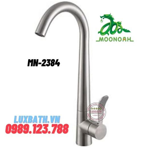 Vòi rửa bát inox SUS 304 Moonoah MN-2384