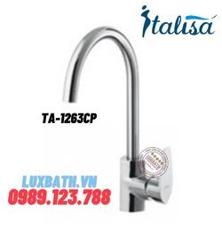 Vòi chậu rửa bát ITALISA Ta-1263CP