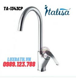 Vòi chậu rửa bát ITALISA Ta-1343CP