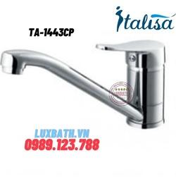 Vòi chậu rửa bát ITALISA Ta-1443CP