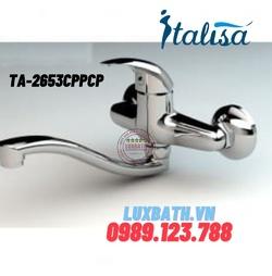 Vòi chậu rửa bát ITALISA Ta-2653CP