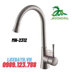 Vòi rửa bát inox SUS 304 Moonoah MN-2312