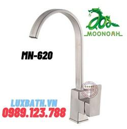 Vòi rửa bát inox SUS 304 Moonoah MN-620