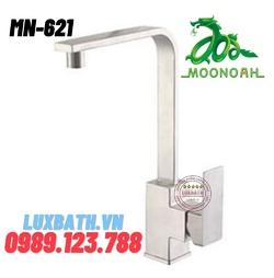 Vòi rửa bát inox SUS 304 Moonoah MN-621