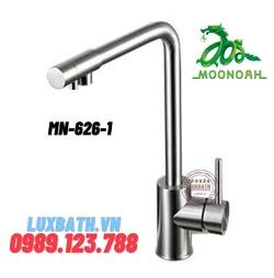 Vòi rửa bát inox SUS 304 Moonoah MN-626-1