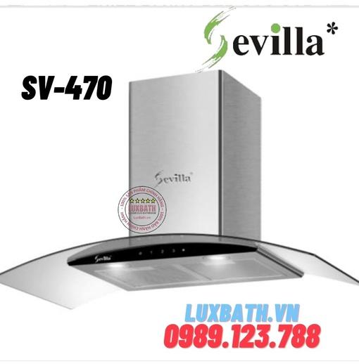 MÁY HÚT MÙI SEVILLA SV-470
