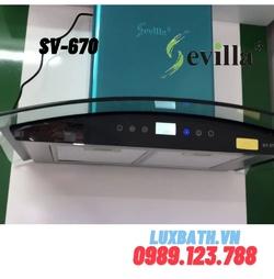 MÁY HÚT MÙI SEVILLA SV-670