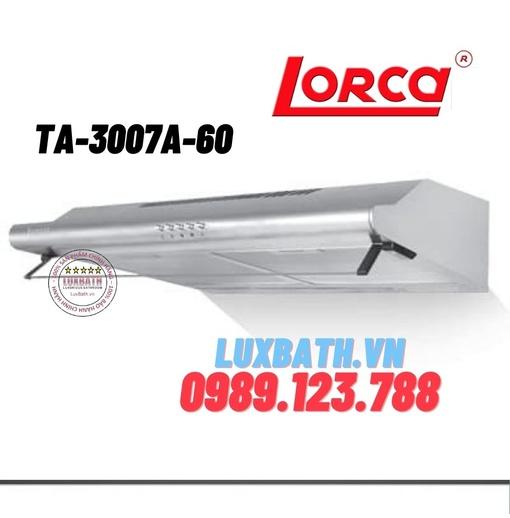 Máy hút mùi Lorca kiểu classic TA-3007A-60