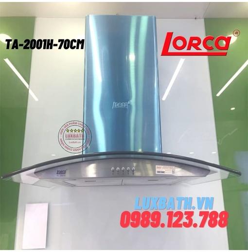Máy hút mùi Lorca TA-2001H-70CM