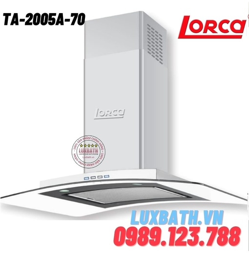 Máy hút mùi Lorca TA-2005A-70