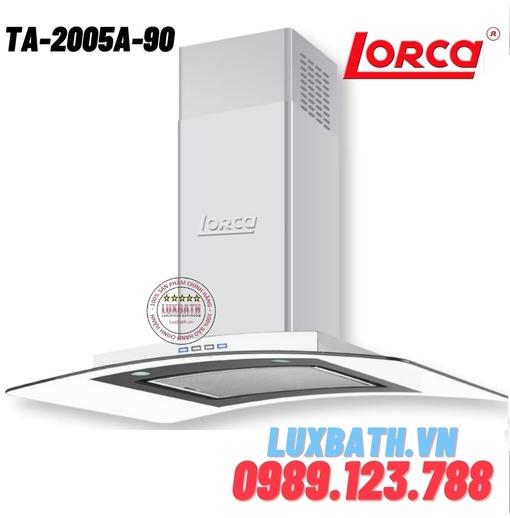 Máy hút mùi Lorca TA-2005A-90