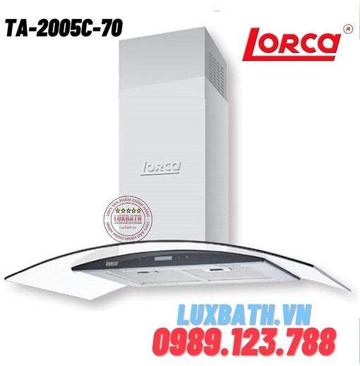 Máy hút mùi Lorca TA-2005C-70