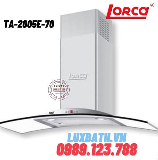Máy hút mùi Lorca TA-2005E-70