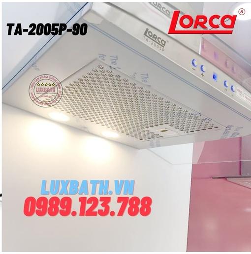 Máy hút mùi Lorca TA-2005P-90