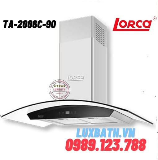 Máy hút mùi Lorca TA-2006C-90