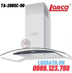 Máy hút mùi Lorca TA-2005C-90
