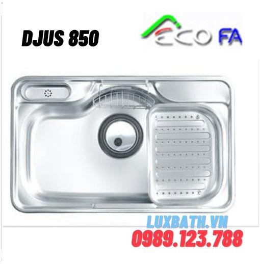 Chậu rửa bát Ecofa DJUS 850