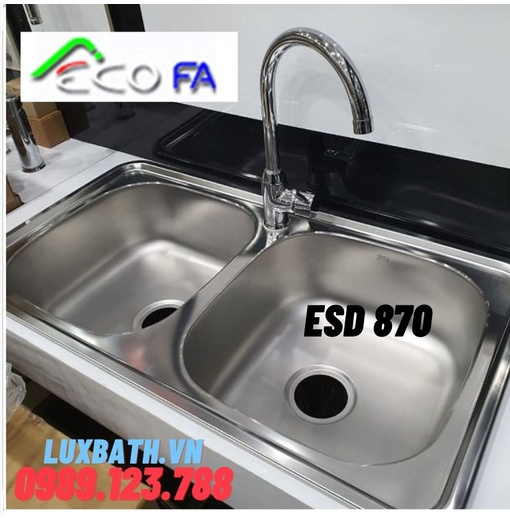 Chậu rửa bát Ecofa ESD 870