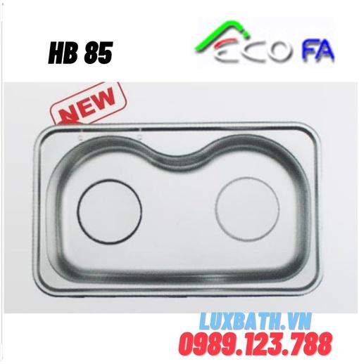 Chậu rửa bát Ecofa HB 85
