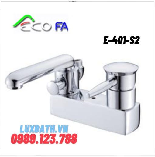 Sen liền vòi nóng lạnh hàn quốc Ecofa E-401-S2