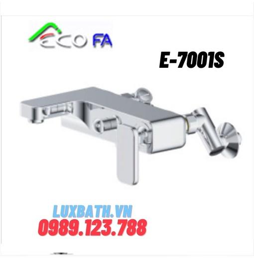 Sen tắm nóng lạnh hàn quốc Ecofa E-7001S
