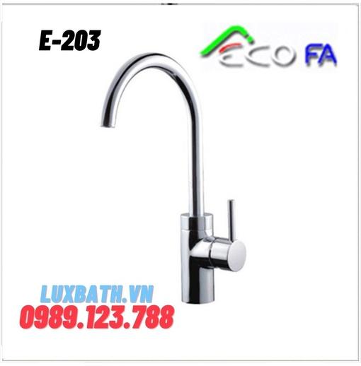 Vòi rửa bát Ecofa E-203