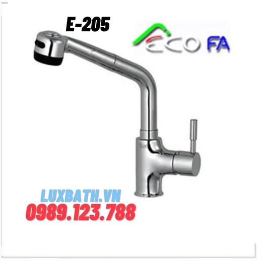 Vòi rửa bát Ecofa E-205