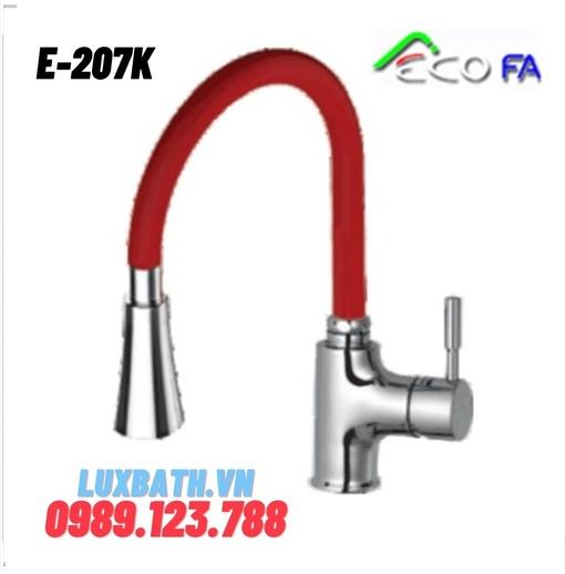 Vòi rửa bát Ecofa E-207K