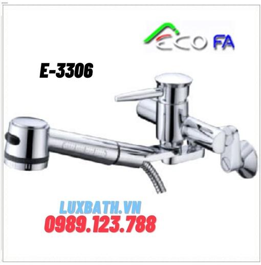 Vòi rửa bát Ecofa E-3306