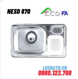 Chậu rửa bát Ecofa NESD 870