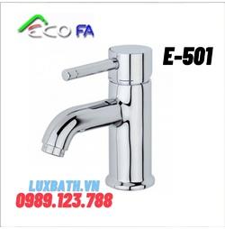 Vòi Lavabo nóng lạnh Hàn Quốc ECOFA E-501