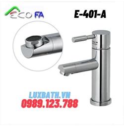 Vòi Lavabo nóng lạnh Hàn Quốc ECOFA E-711-A