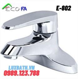 Vòi Lavabo nóng lạnh Hàn Quốc ECOFA E-802